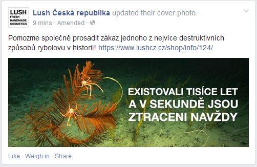 FB Lush Prague