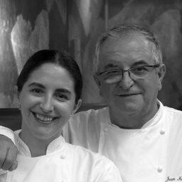 Juan Mari et Elena Arzak
