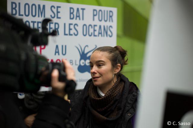 Mutinerie des Abysses - Hélène Bourges Greenpeace