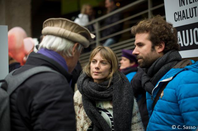 Mutinerie des Abysses - Yann Arthus Bertrand, Mélanie Laurent et Cyril Dion