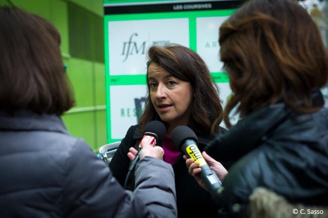 Mutinerie des Abysses - Cécile Duflot